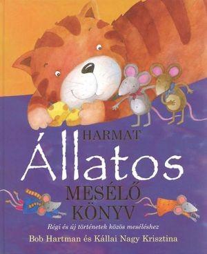 Állatos mesélő könyv