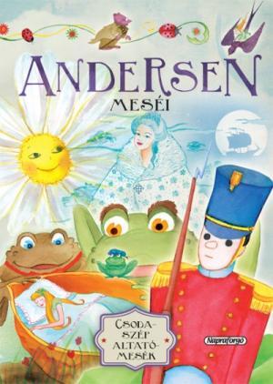 Csodaszép altatómesék - Andersen meséi ajándék plüssel