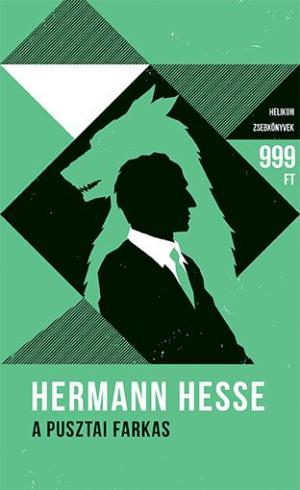 A pusztai farkas - Helikon zsebkönyvek 30.