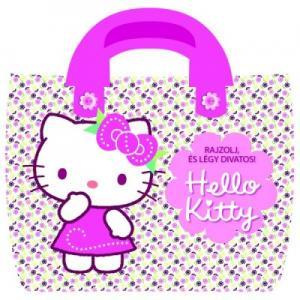 Hello Kitty - Rajzolj és légy divatos!