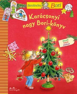 Karácsonyi nagy Bori-könyv