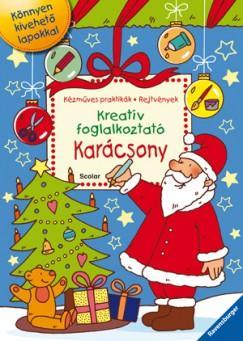 Kreatív foglalkoztató -Karácsony
