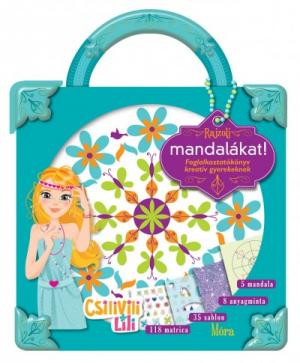 Rajzolj mandalákat! - Foglalkoztatókönyv kreatív gyerekeknek