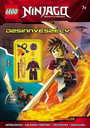 Lego Ninjago - Dzsinnveszély