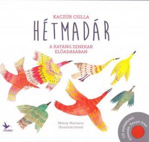 Hétmadár (CD-s könyv)