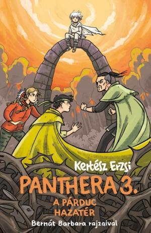 Panthera 3. - A párduc hazatér