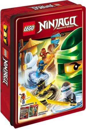 Lego Ninjago - Meglepetésdoboz
