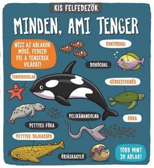 Kis felfedezők – Minden, ami tenger