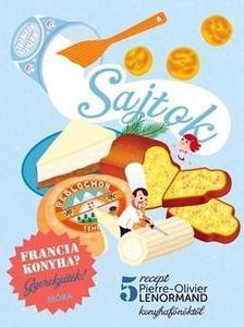 Sajtok - Francia konyha