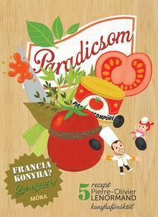 Paradicsom - szakácskönyv gyerekeknek