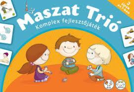 Maszat Trió - Komplex fejlesztőjáték