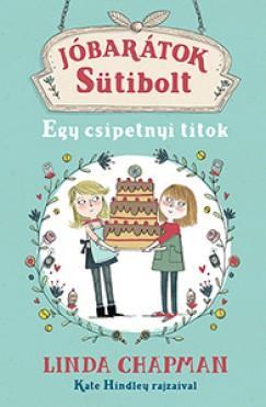 Jóbarátok Sütibolt - Egy csipetnyi titok