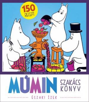 Múmin szakácskönyv - Északi ízek