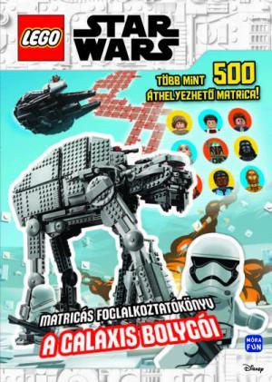LEGO Star Wars - A galaxis bolygói - Több mint 500 áthelyezhető matricával