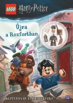 LEGO Harry Potter - Újra a Roxfortban - Harry Potter minifigurával