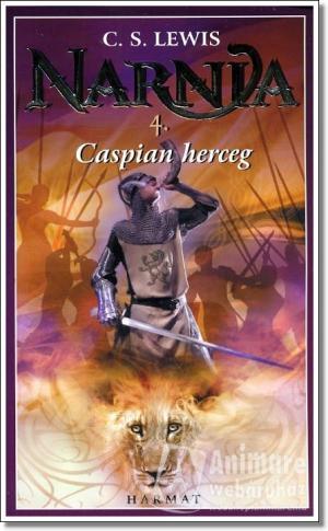 Caspian herceg - Narnia 4