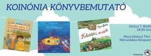 Könyvbemutató és dedikálás a budapesti 87. Ünnepi Könyvhéten