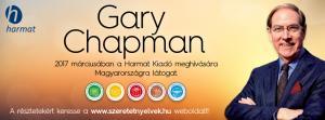 Gary Chapman Magyarországon!