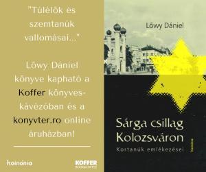 A Koinónia Kiadó legújabb könyve