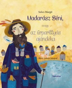 Merítés-díjra jelölték a Madarász Bénit