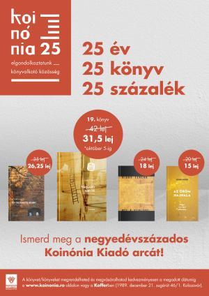 Kedvezményesen kapható Visky Ferenc új áhítatos könyve