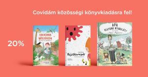 Covidám közösségi könyvcsomag - Közösségi könyvkiadás előrendeléssel